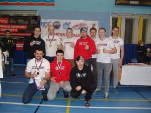 Чемпионат СЗФО по грэпплингу (ADCC)